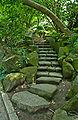 Hokokuji Kamakura stairway.jpg