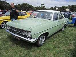 Holden Special HR Sedan