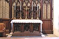 Holy Trinity, Clarence Road, London NW1 - Chapel altar - geograph.org.uk - 1704603.jpg