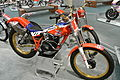 Honda Trial Motorcycles 2 in the honda collection hall.JPG