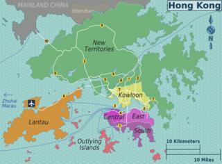 Sex trafficking in Hong Kong