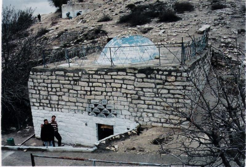Hosea's tomb