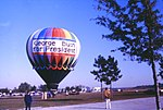 Hot air balloon in support of George Bush for the Republican presidential nomination.jpg
