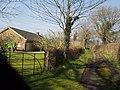 House at end of Lower Trelydan Lane - geograph.org.uk - 806260.jpg