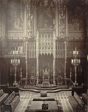 Camera dei lord wikipedia for Camera dei deputati composizione