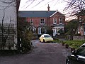Houses and a Beetle in Whimple - geograph.org.uk - 1623534.jpg