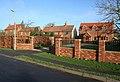 Houses on Church Street, Long Bennington - geograph.org.uk - 301731.jpg