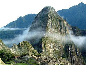 300px Huayna Picchu İlk Kültür Merkezleri