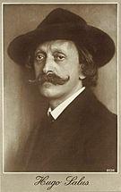 Hugo Salus -  Bild