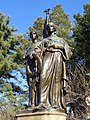 Humanity and Justice by Herbert Adams - Winchester, MA - DSC04214.JPG