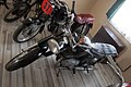 Hungarian Pannonia motorcycle, Bike Museum, Balassagyarmat-2.jpg