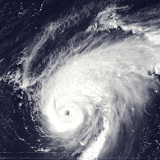 Hurricane Erika (1997) Category 3 Atlantic hurricane in 1997