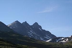 Jotunheimen National Park - Hurrungane