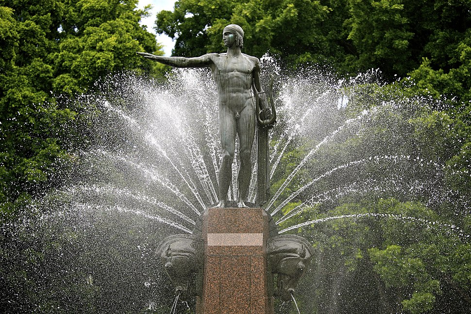 Hyde Park Fountain, Sydney (6604859529)