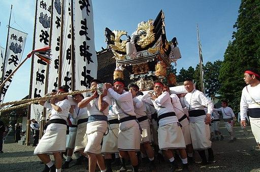 Hyozu-jinja 兵主神社例祭(西脇市黒田庄町岡)2011.10.9 DSCF1059