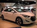 Hyundai Elantra Coupe 2.0 GLS 2013 (9473304295).jpg