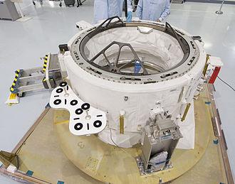 International Docking Adapter - IDA-1 with micrometeorite cover
