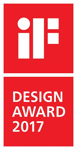 IF product design award - 2017 logo