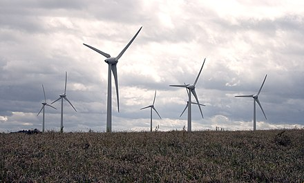A wind farm in County Wexford IMG WindfarmKilmuck1920.jpg