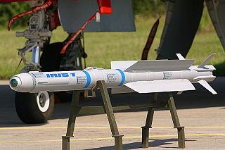 IRIS-T Short-range air-to-air missile