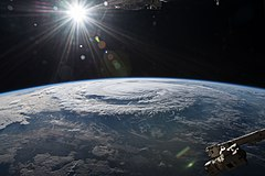 ISS-56 Hurricane Florence as it was making landfall (1).jpg