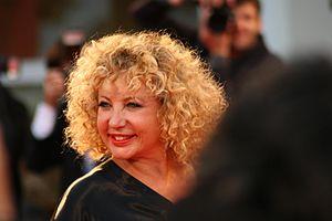 Iaia Forte - Forte at the 71st Venice International Film Festival