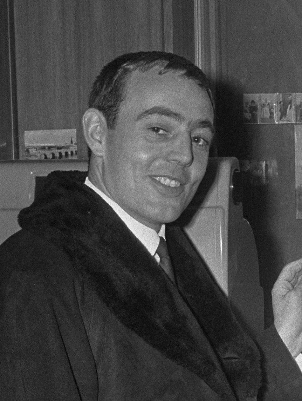 Ian St John (1966)