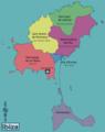 Ibiza Municipalities Colour Map.png