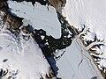 Ice Island Calves off Petermann Glacier.jpg