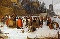 Icy pleasures by Adriaen Lievensz. van der Poel, Leiden, 1652, oil on canvas, view 2 - Hessisches Landesmuseum Darmstadt - Darmstadt, Germany - DSC01153.jpg