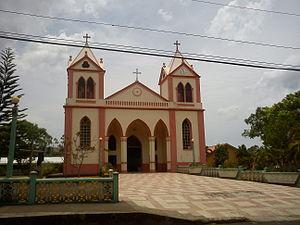 San Mateo (canton) - Image: Iglesia San Mateo Alajuela Costa Rica