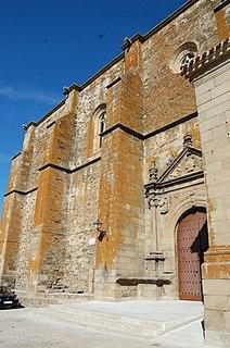 Malpartida de Plasencia municipality in Extremadura, Spain