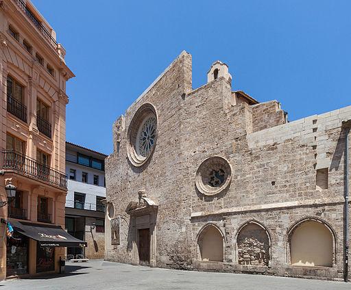 Iglesia de Santa Catarina, Valencia, España, 2014-06-30, DD 143