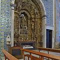 Iglesia de Santa María del Castillo (Olivenza). Nave del Evangelio, retablo.jpg