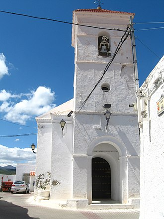 Alcudia de Monteagud - Iglesia del Rosario (Church of the Rosary)
