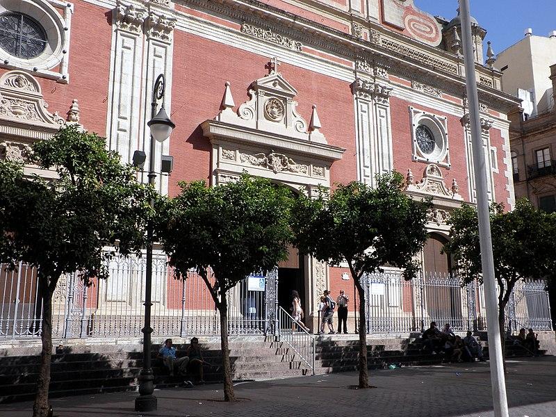 File:Iglesia del Salvador 001 - Sevilla.jpg