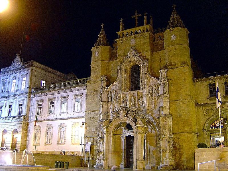 Coimbra, em Portugal