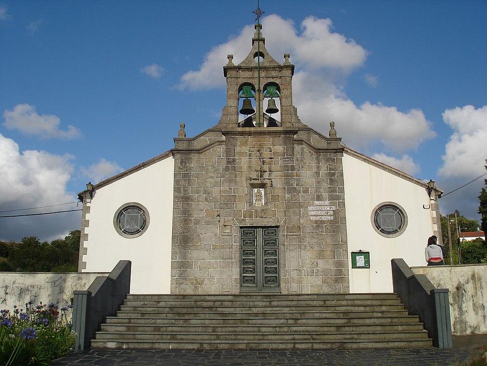 Igrexa de Barallobre.Fene.Galiza