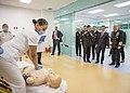 Inauguración Centro de Estudios Navales en Ciencias de la Salud (43339565675).jpg