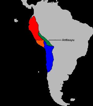Los 4 Suyos del Imperio Inca