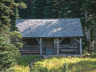 Indian Henrys Patrol Cabin United States historic place