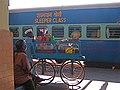 Indian Railway - Sleeper Class. - panoramio.jpg