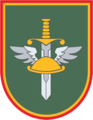 Insignia of the Material Assets Department (Lithuanian Armed Forces).png