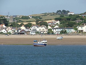 English: Instow from Appledore quay.