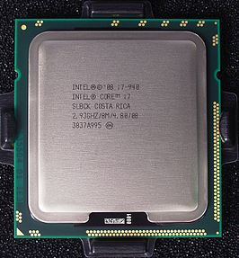 Intel core i7-940, socket LGA 1366