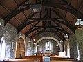 Interior St Bean's Church, Fowlis Wester, Perthshire - geograph.org.uk - 49384.jpg