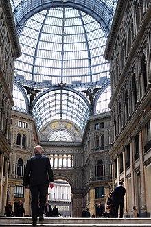 new style 32660 7e0d6 Inside Galleria Umberto I