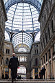 Interior of Galleria Umberto I. Naples, Campania, Italy, South Europe.jpg