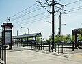 Interstate Rose Quarter MAX station - Portland, Oregon.JPG