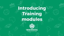 Introducing Training modules - Wikimania 2017 presentation.pdf